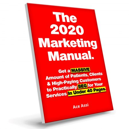 marketing manual book